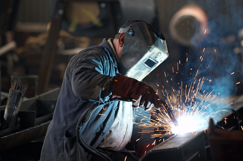 Manufacturing welds
